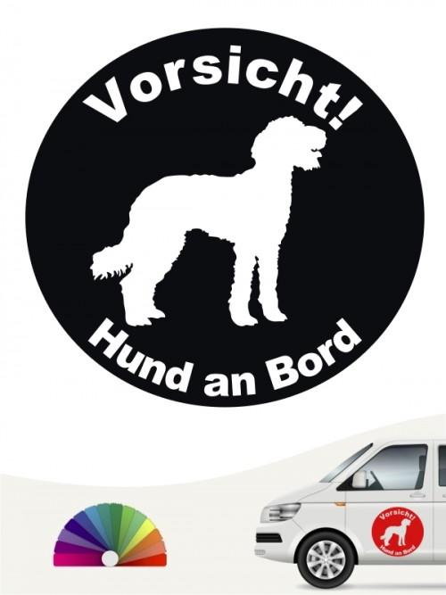 Labradoodle Aufkleber von anfalas.de