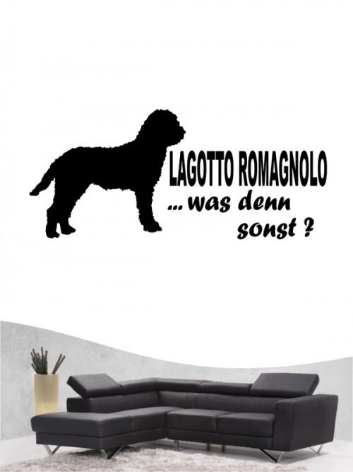 Lagotto Romagnolo 7 - Wandtattoo