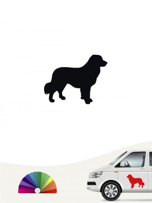 Hunde-Autoaufkleber Leonberger 1 Mini von Anfalas.de