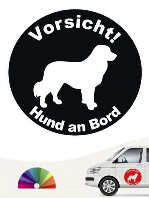 Leonberger Aufkleber von anfalas.de