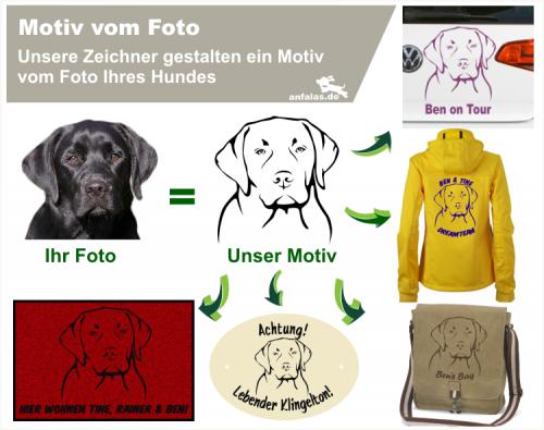 Hundemotiv vom Foto von Anfalas.de