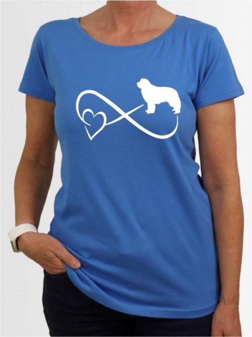 """""""Neufundländer 40"""" Damen T-Shirt"""