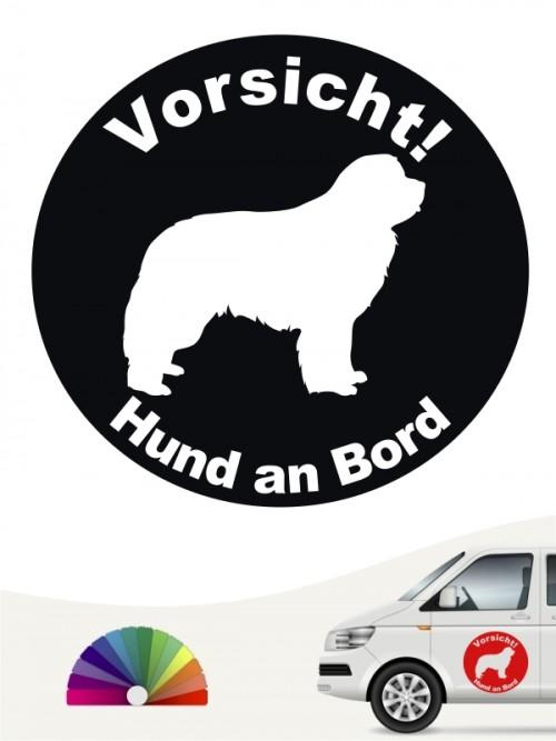 Neufundländer Aufkleber von anfalas.de