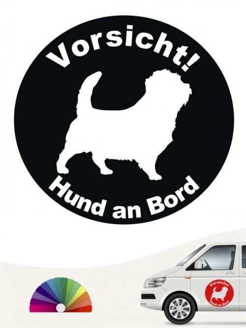 Norfolk Terrier Aufkleber von anfalas.de