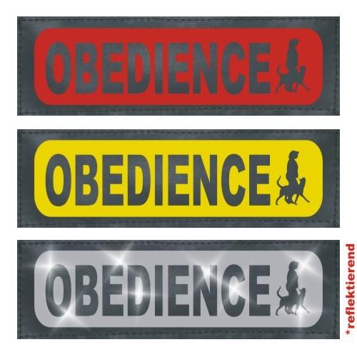 Klettlogo Obedience Beispielbild Wunschlogo24.de 1