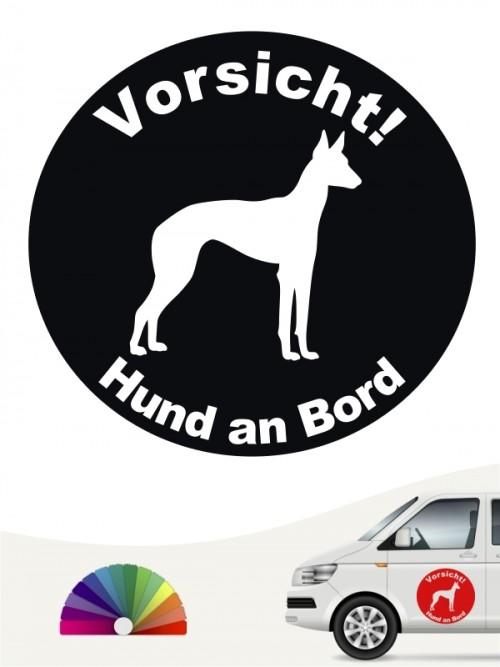 Podenco Aufkleber von anfalas.de