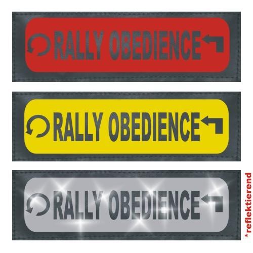 Klettlogo Rally-Obedience Beispielbild Wunschlogo24.de 1