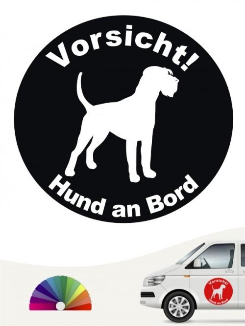 Riesenschnauzer Aufkleber von anfalas.de