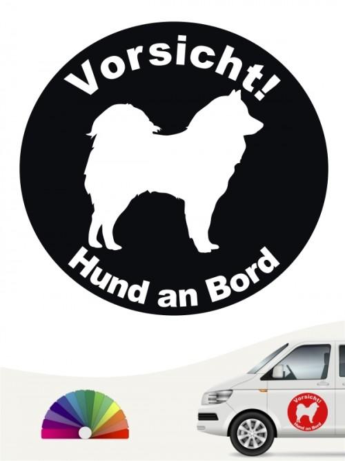 Samojede Aufkleber von anfalas.de