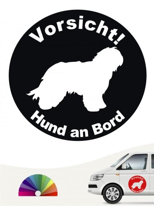 Schapendoes  Aufkleber von anfalas.de