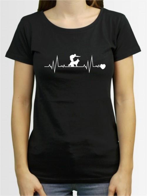 """""""Schutzhund 41"""" Damen T-Shirt"""