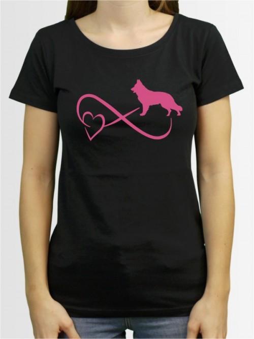 """""""Schweizer Schäferhund 40"""" Damen T-Shirt"""