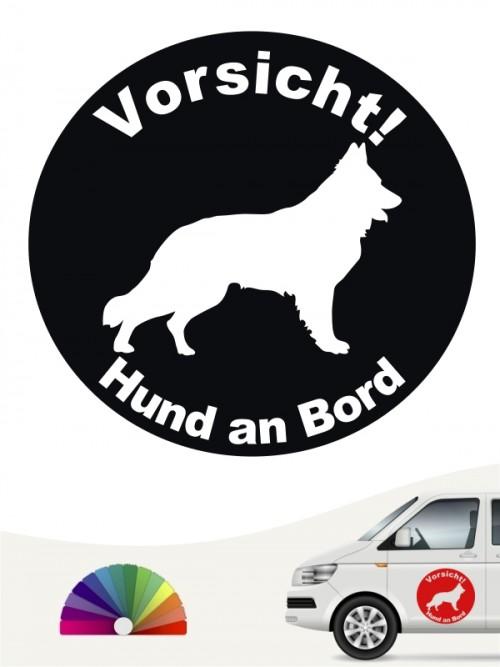 Schweizer Schäferhund Aufkleber von anfalas.de