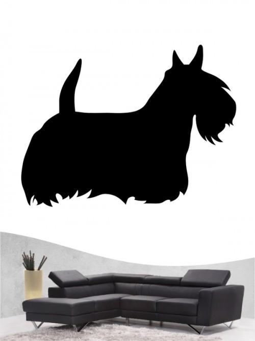 Scottish Terrier 1 - Wandtattoo