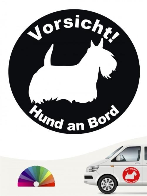 Scottish Terrier Aufkleber von anfalas.de