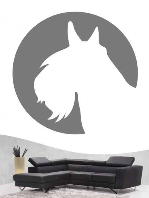 Scottish Terrier 45 - Wandtattoo