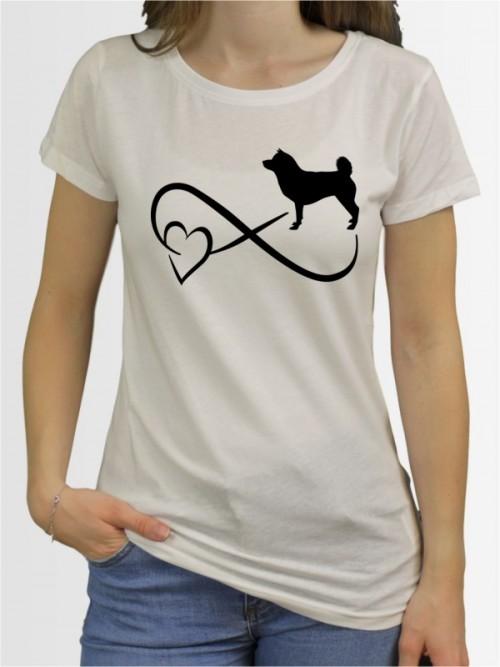 """""""Shiba Inu 40"""" Damen T-Shirt"""