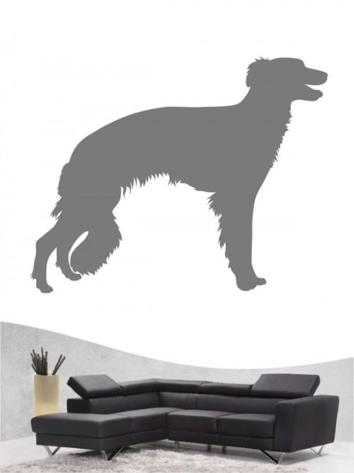 Hunde-Wandtattoo Silken Windsprite 1 von Anfalas.de