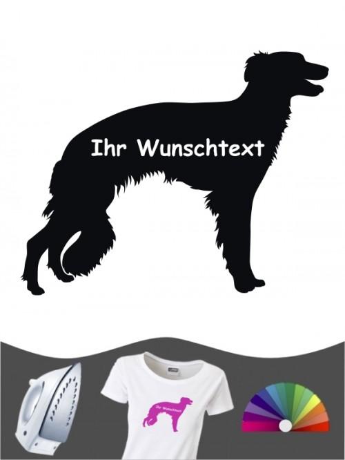 Hunde-Bügelbild Silken Windsprite 3 von Anfalas.de