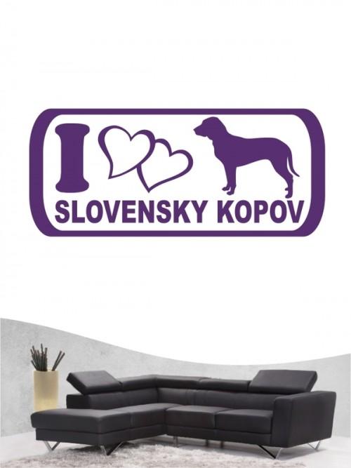 Slovensky Kopov 6 - Wandtattoo