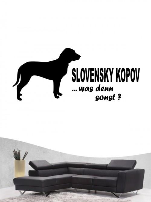 Slovensky Kopov 7 - Wandtattoo