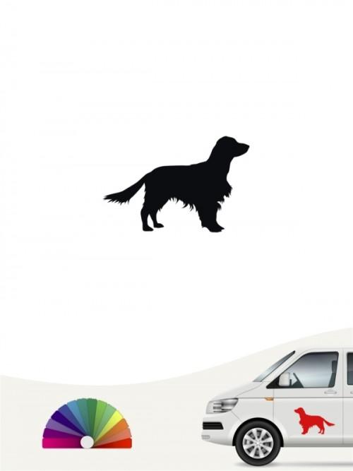 Hunde-Autoaufkleber Springer Spaniel 1 Mini von Anfalas.de