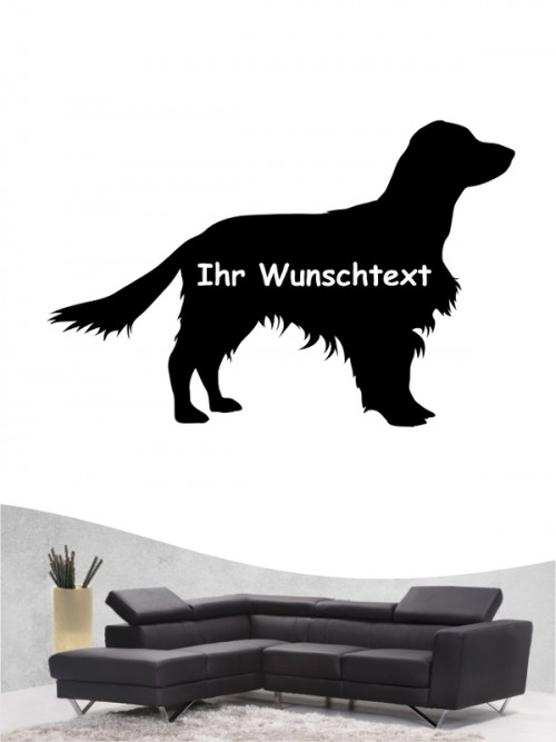 Springer Spaniel 3 - Wandtattoo