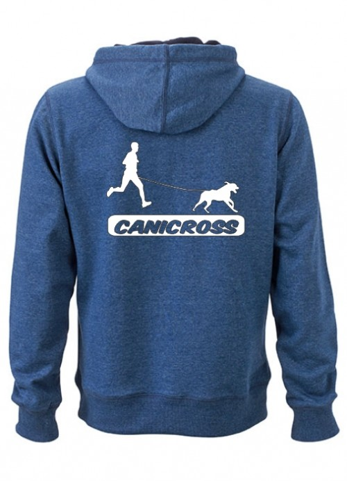 Sweat Shirt Canicross anfalas.de