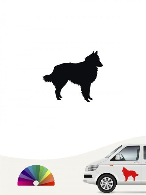Hunde-Autoaufkleber Tervueren 1 Mini von Anfalas.de