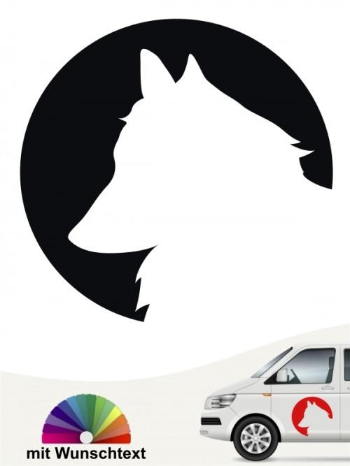 Tervueren Hundeaufkleber von anfalas.de