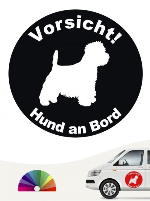 West Highland Terrier Aufkleber von anfalas.de