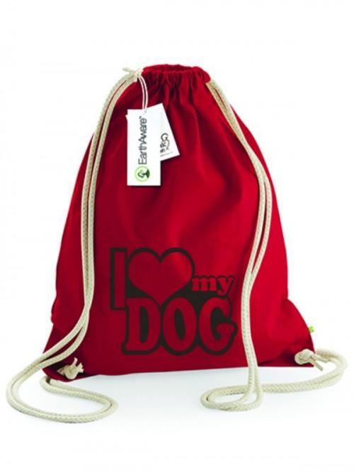 Baumwollbeutel mit Hundemotiv gestalten von anfalas.de