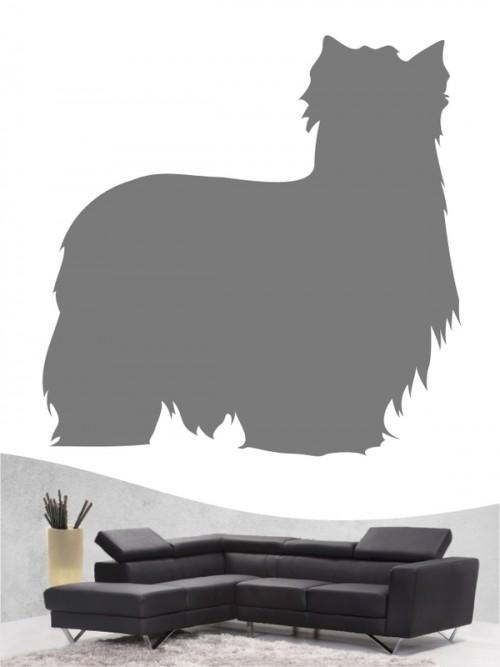 Yorkshire Terrier 1 - Wandtattoo