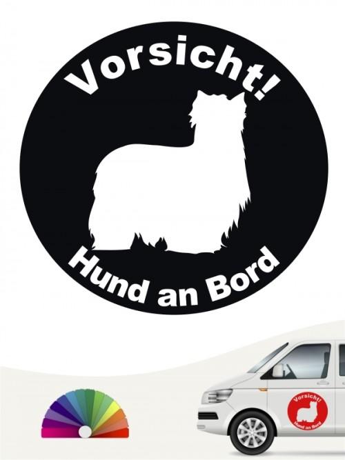 Yorkshire Terrier Aufkleber von anfalas.de