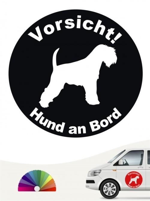 Zwergschnauzer Aufkleber von anfalas.de