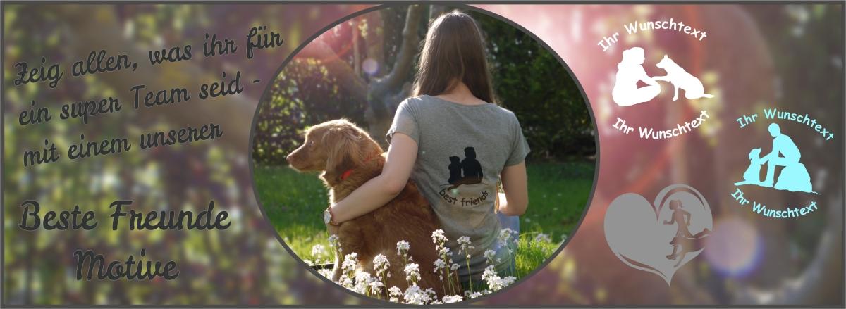 Bekleidung für Hundefreunde